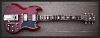 1961 Gibson SG Standard, Front View, Whole Guitar