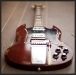 1969 Gibson SG Standard, Whole View, Bottom side