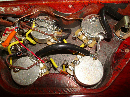 Solodallas Com The Infamous 50 S Wiring D I Y Tutorial