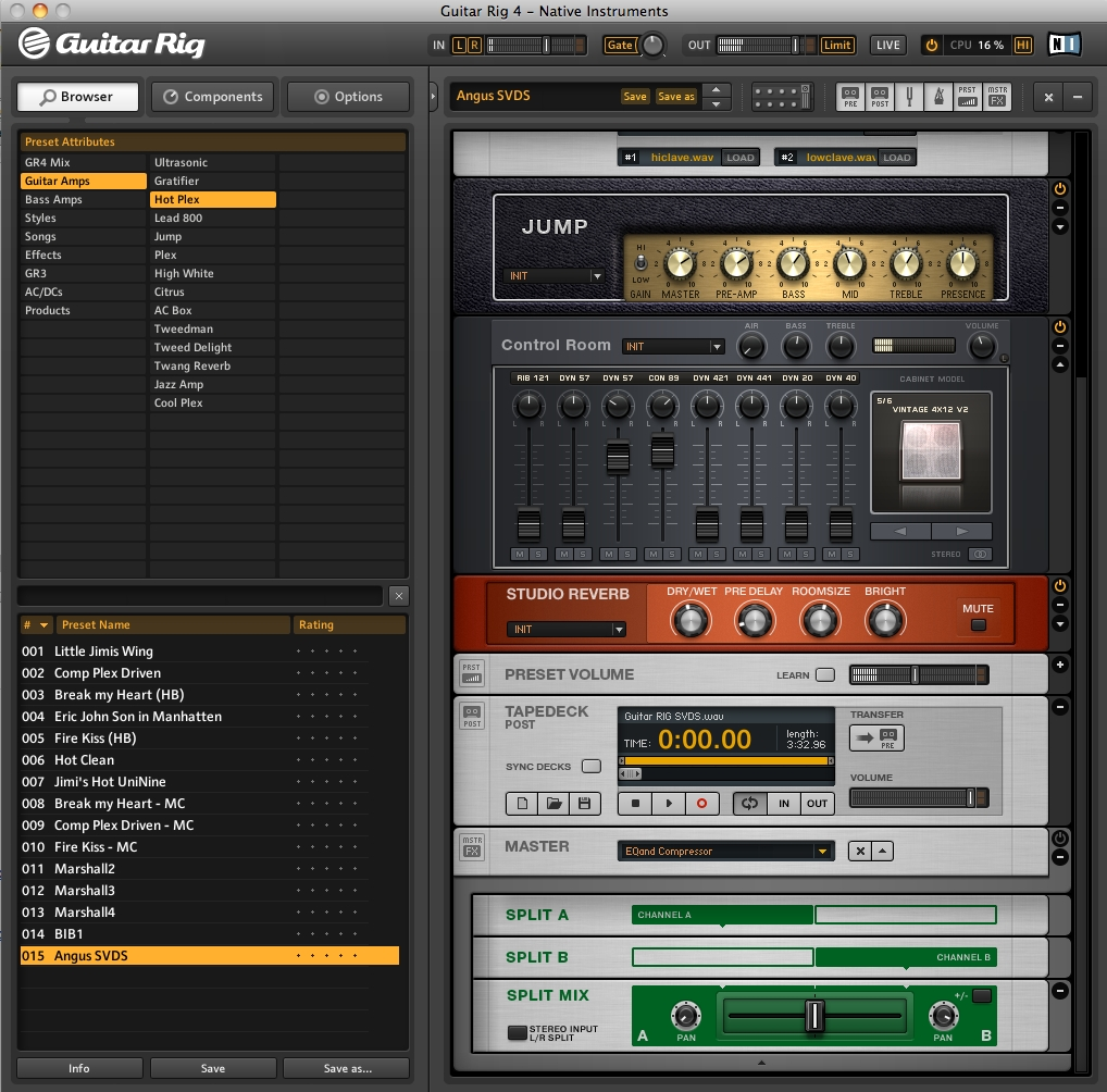 Guitar Rig 5 Free Download For Mac