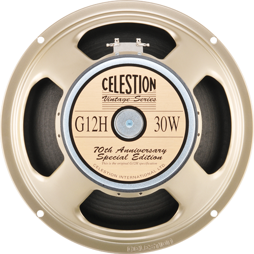 SoloDallas com | Celestion Loudspeakers: From Blues to