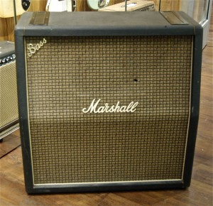 Marshall cabinet serial number dating