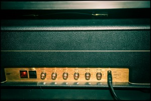 My Side - Amp Settings (1970s Marshall 2204)