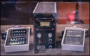 A Schaffer Replica and its POWERAGE T-top Replica friends. You know, great Replicas get easily friendly with each other.