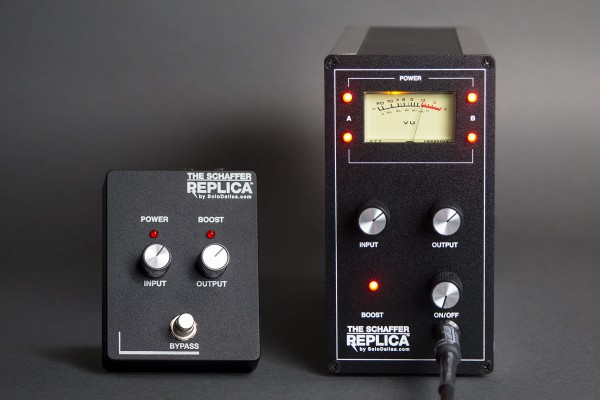 The Schaffer Replica® Pedal & Tower
