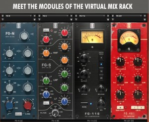 "Slate Digital ""Virtual Mix Rack"" will certainly be among my plugins the moment it comes out."