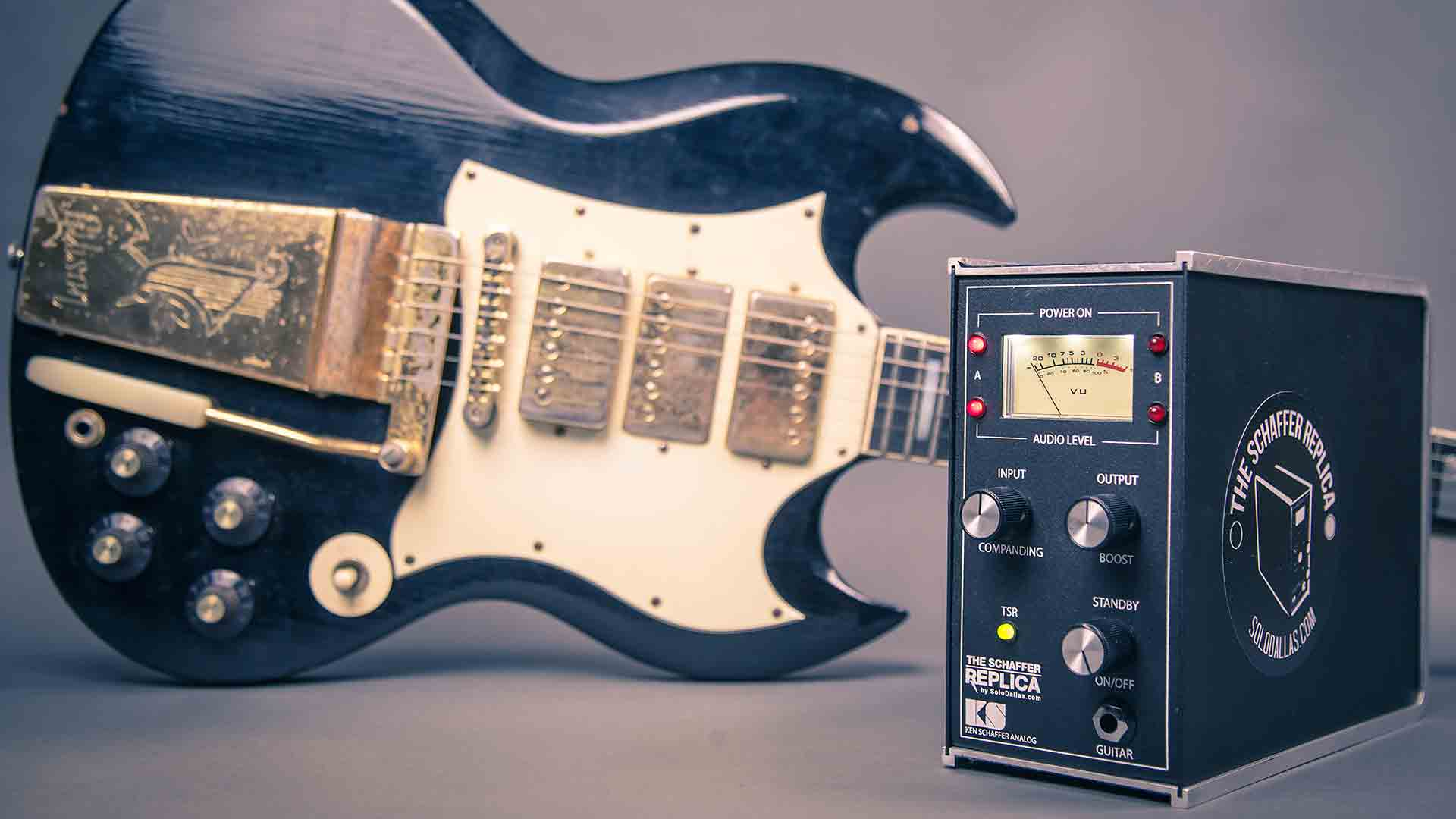Angus Young Sg Wiring Diagram Electricity Basics Sl 3000 Ul Solodallas Com The Schaffer Replica By Rh Gibson Kit