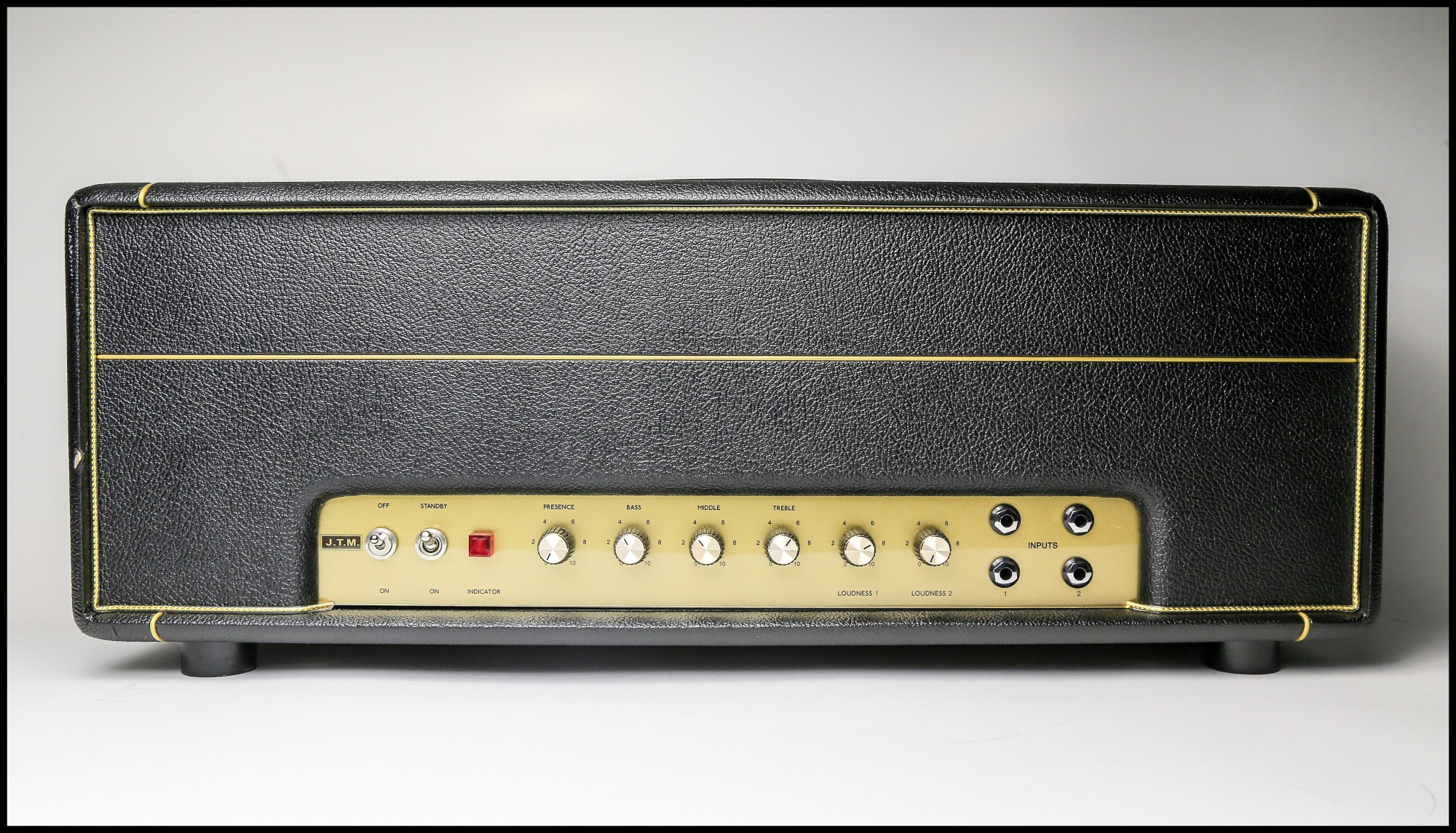 SoloDallas® SD-50 Guitar Amp Head